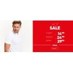 Top Secret: t-shirty za 14,99 zł, koszule za 24,99 zł i szorty za 29,99 zł