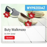 Top Shop: do 50% rabatu na buty i odzież marki Walkmaxx
