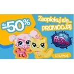 ToysRus: do 50% rabatu na zabawki dziecięce