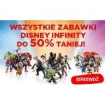 ToysRus: do 50% rabatu na wszystkie zabawki DISNEY INFINITY