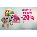 TXM24: 20% zniżki na wszystkie zabawki