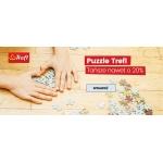 Urwis: do 20% rabatu na puzzle marki Trefl