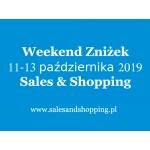 Weekend Zniżek z Sales & Shopping w dniach 11-13 października 2019