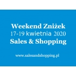 Weekend Zniżek z Sales & Shopping w dniach 17-19 kwietnia 2020