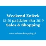 Weekend Zniżek z Sales & Shopping w dniach 18-20 października 2019