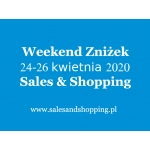 Weekend Zniżek z Sales & Shopping w dniach 24-26 kwietnia 2020