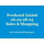 Weekend Zniżek z Sales & Shopping 26, 27, 28 maja 2017 - Dzień Matki