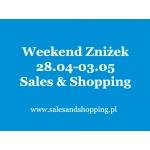 Weekend Zniżek z Sales & Shopping 28 kwietnia - 3 maja 2017