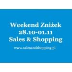 Długi Weekend Zniżek z Sales & Shopping 28 października - 1 listopada 2016