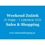 Weekend Zniżek z Sales & Shopping w dniach 29 maja - 1 czerwca 2020 - Dzień Dziecka