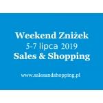 Weekend Zniżek z Sales & Shopping w dniach 5-7 lipca 2019  - Letnie Wyprzedaże