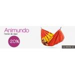 WHAMAKu: 20% zniżki na hamaki dla dzieci marki Animundo