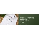 Willsoor: 99 zł za koszule z krótkim rękawem przy zakupie min. 2 sztuk