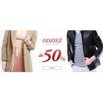 Wittchen: do 50% rabatu na odzież damską, męską