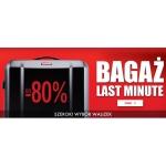 Wittchen: wyprzedaż do 80% rabatu na bagaż