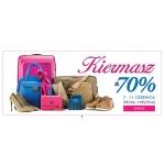Wittchen: wyprzedaż do 70% rabatu na walizki, torby, obuwie i dodatki