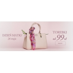 Wittchen: torebki od 99 zł z okazji Dnia Matki
