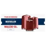 Wittchen: do 50% rabatu na walizki