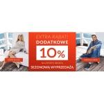 Wojas: dodatkowe 10% rabatu na obuwie z wyprzedaży do 70%