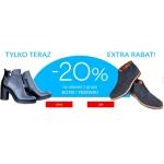 Wojas: 20% zniżki na obuwie, botki i trzewiki
