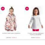 Wójcik: wyprzedaż do 30% zniżki na odzież dla dziewczynek i chłopców
