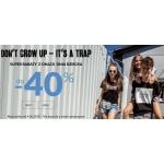 Young Reporter: do 40% zniżki na odzież młodzieżową