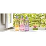 Yves Rocher: do 50% rabatu na zapachy, które zachwycają naturalną świeżością i zmysłowością