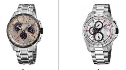Time Trend: do 40% zniżki na zegarki  damskie i męskie znanych marek