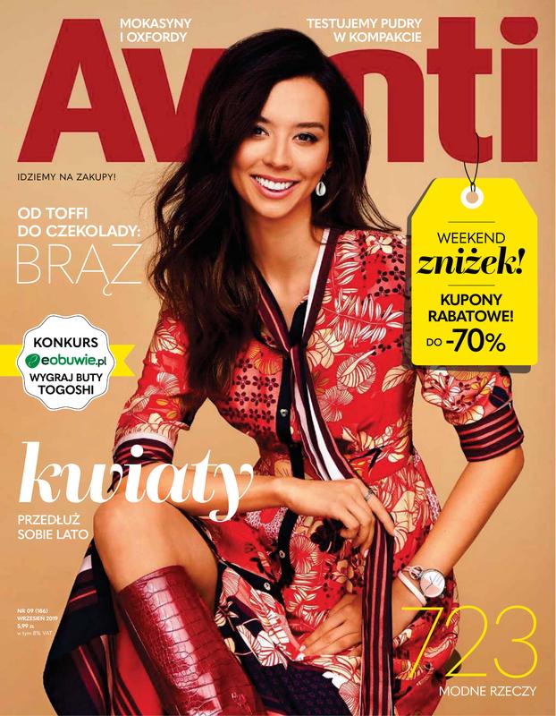 Weekend Zniżek z magazynami Avanti, Logo oraz Wysokie Obcasy Extra - 19-21 września 2019                         title=
