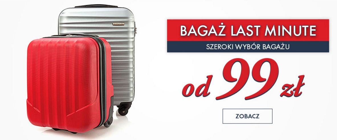 Wittchen: szeroki wybór bagażu od 99,00 zł                         title=