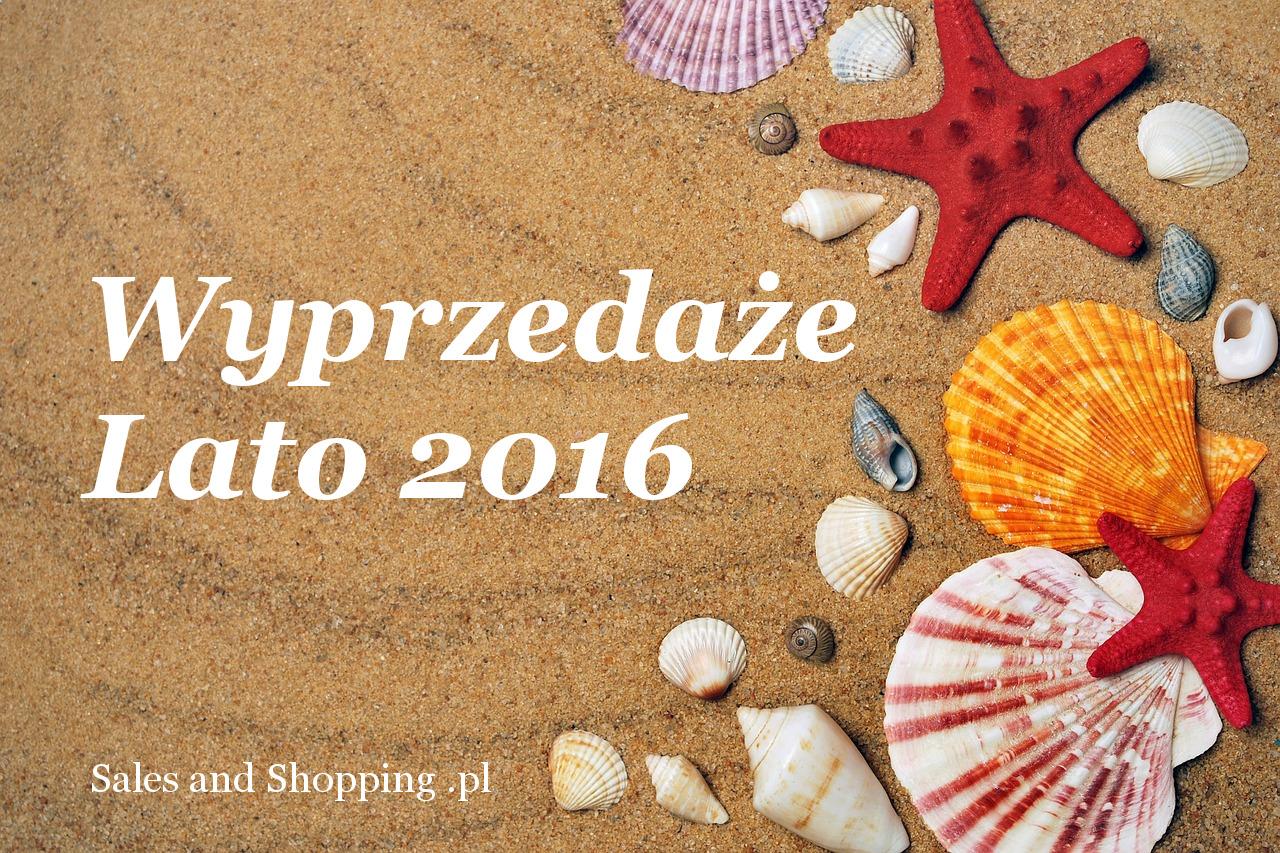 Letnie wyprzedaże 2016 - gdzie, kiedy i jaka promocja?