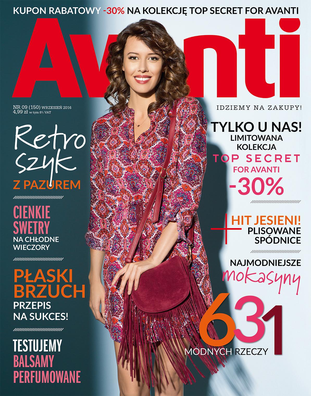 Top Secret: 30% kupon rabatowy z Avanti