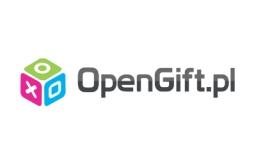 OpenGift OpenGift: 10% zniżki na gadżety reklamowe z nadrukiem, gadżety firmowe, artykuły reklamowe